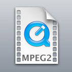 MPEG2 icon