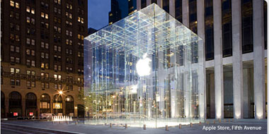 Apple Store NY Fifth Avenue