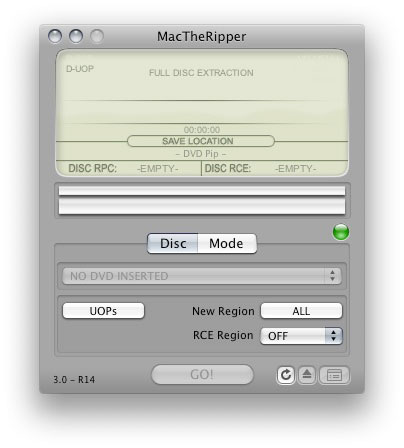 MacTheRipper 3.0R14