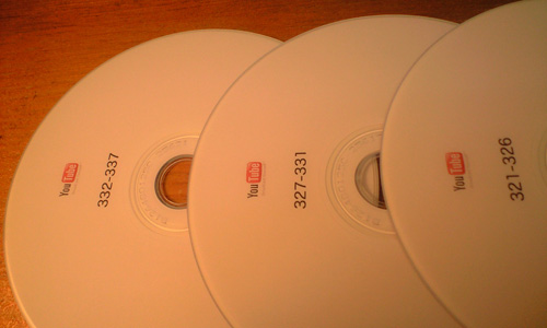 DVD-R YouTube