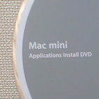 Applications Install DVD