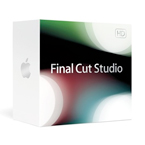 Final Cut Studio box