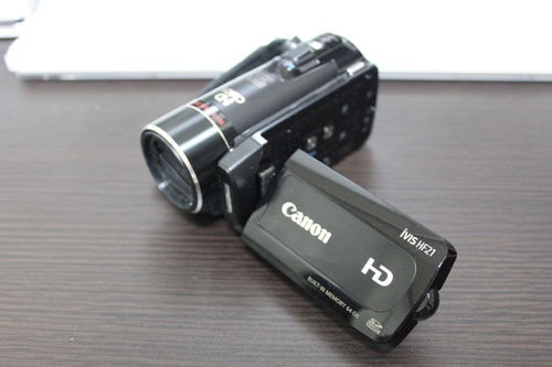 Canon iVIS HF 21