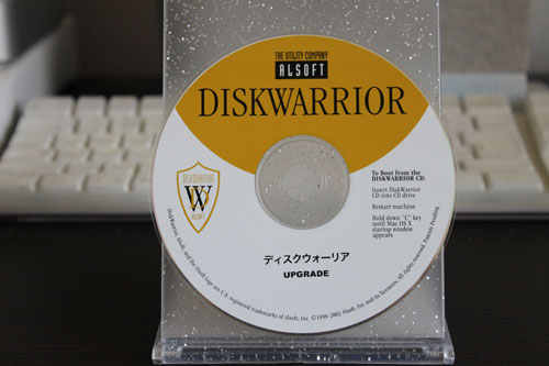 DiskWarrior CD