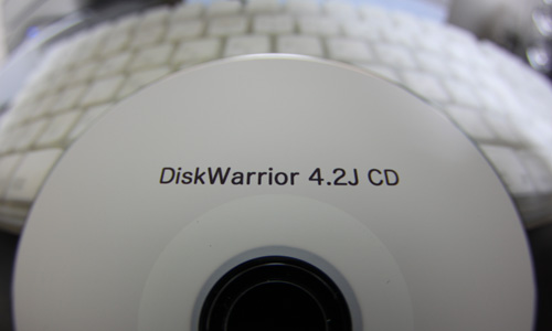 DiskWarrior 4.2J CD-R