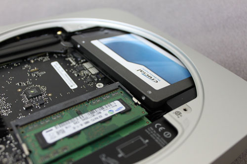 Mac mini Mid 2011 SSD