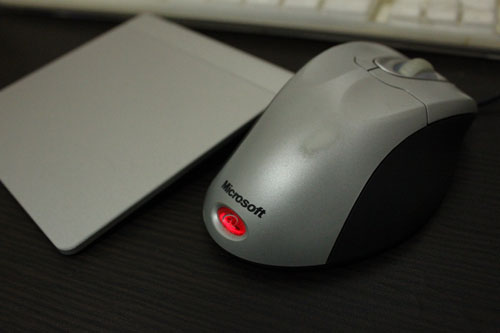 Mouse Magic Trackpad