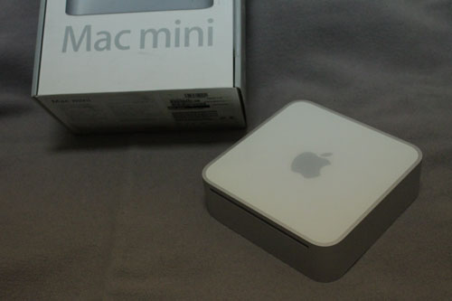 PowerPC G4 Mac mini