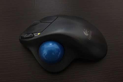 Logicool Wireless Trackball M570