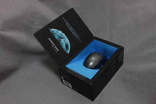 Logicool G500s Laser Gaming Mouse
