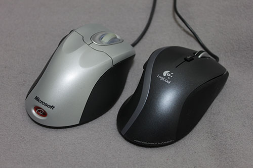 Logicool Mouse M500