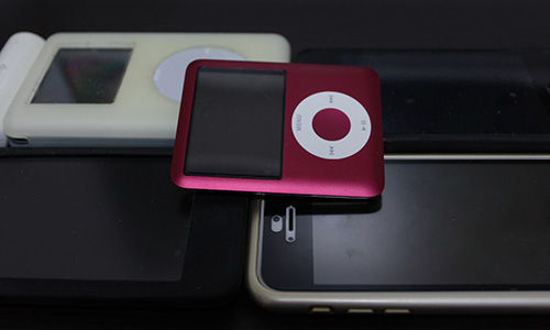 ipod iphone