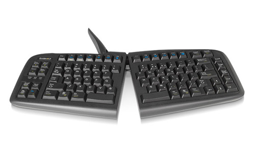 The Goldtouch V2 Comfort Keyboard