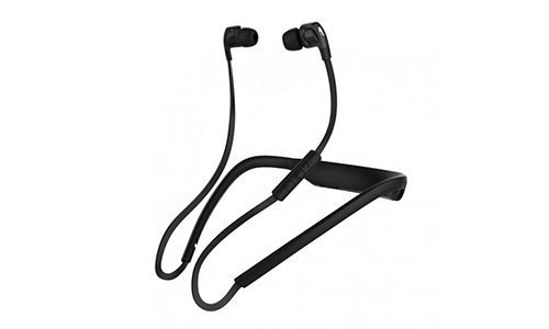 Skullcandy Smokin Buds 2 Wireless Black Chrome Mic2