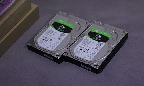 Seagate BarraCuda ST4000DM005