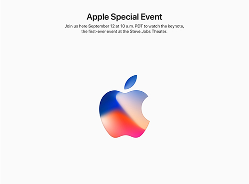 Apple Special Event 2017.09.12