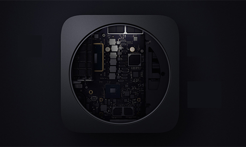 New Mac mini Pro Late 2018