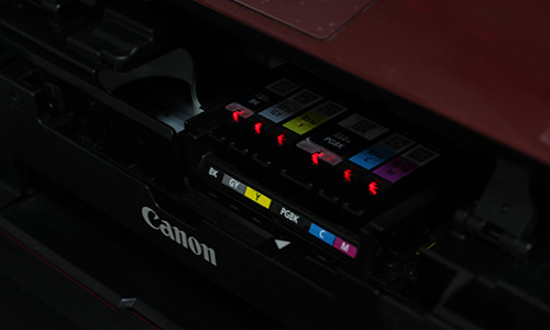 Canon PIXUS MG7130 ink